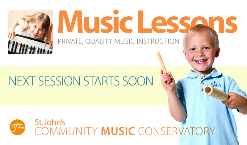 Music Lessions - Next Session